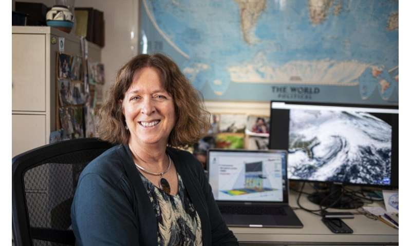 UW scientist to lead upcoming NASA field study of East Coast snowstorms