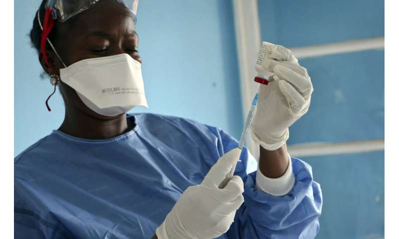 Vaccine group announces creation of Ebola vaccine stockpile