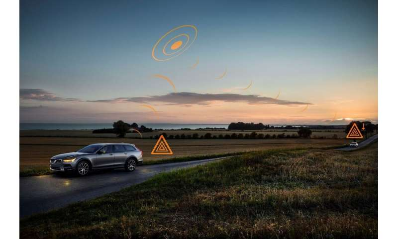 Vehicle-to-vehicle Volvo style to swing big in Europe