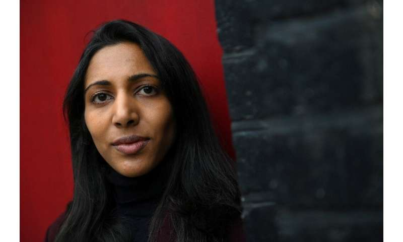 Vidhya Ramalingam, co-founder of start-up Moonshot CVE (Countering Violent Extremism), previously worked as a researcher into ex