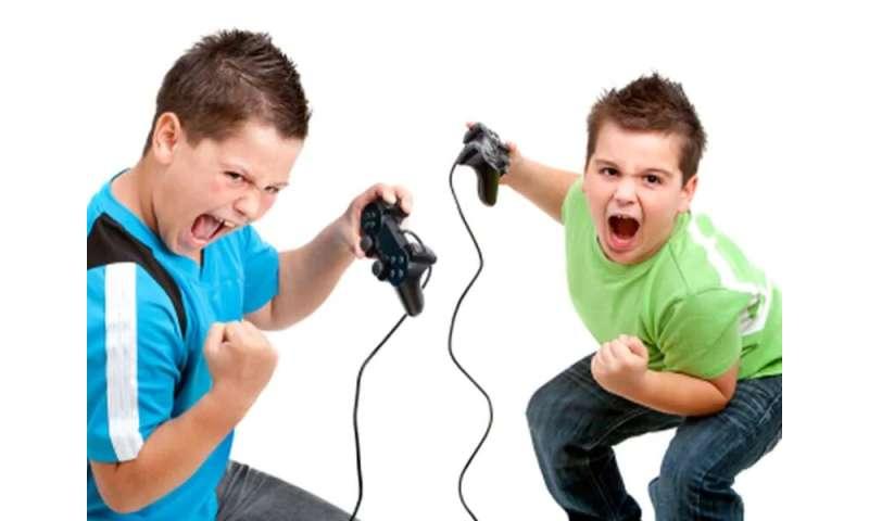 Violent video games, unlocked guns a dangerous combo for kids