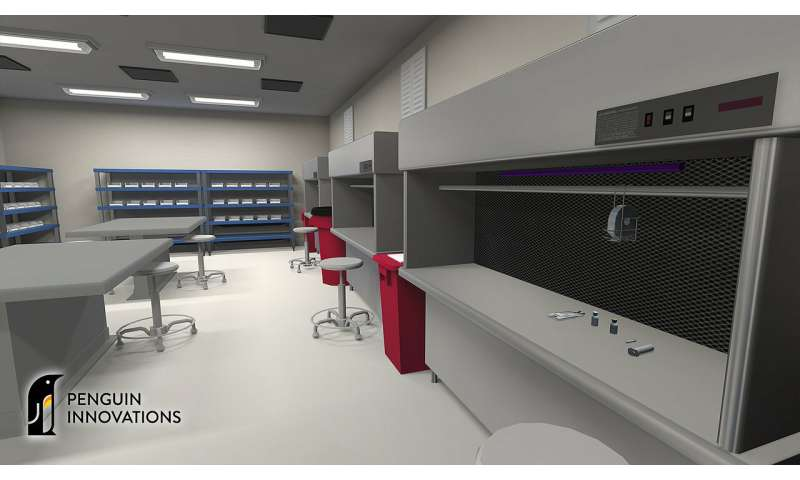 Virtual cleanroom could increase safety, minimize risks, reduce education costs for pharmaceutical professionals