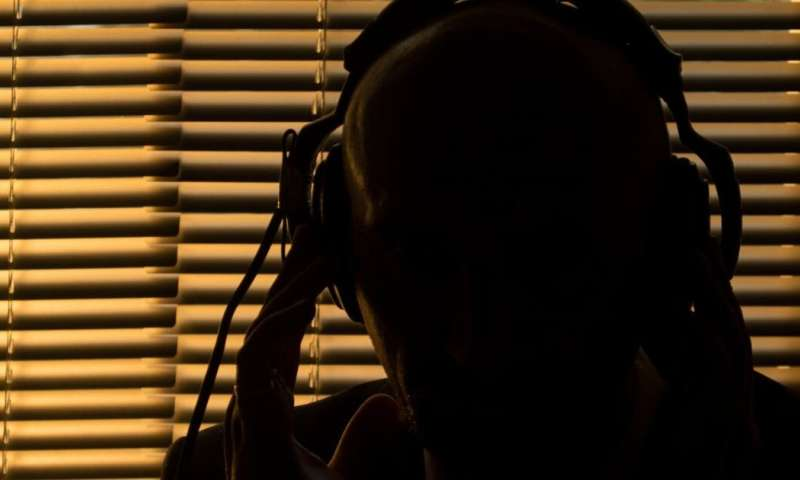 Voice evidence in trials: can a criminal suspect be identified just by the sound of his voice?