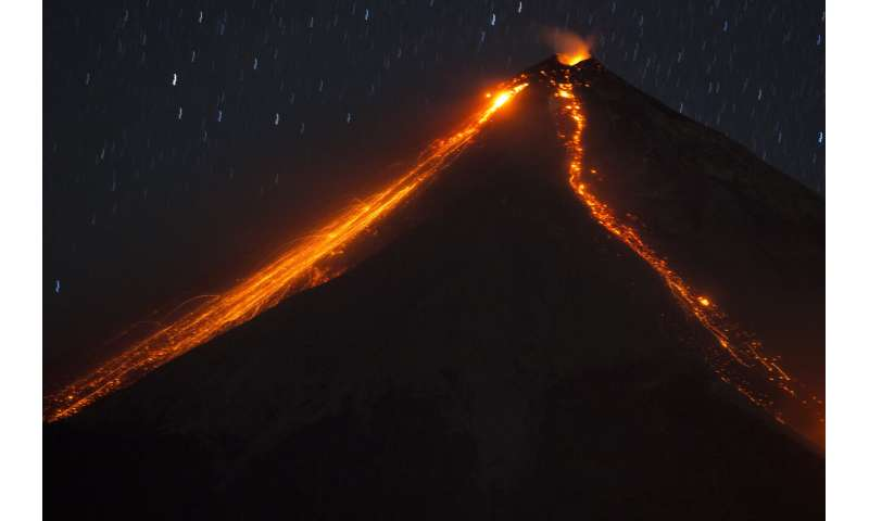 Volcanoes an ever-present, if usually distant danger