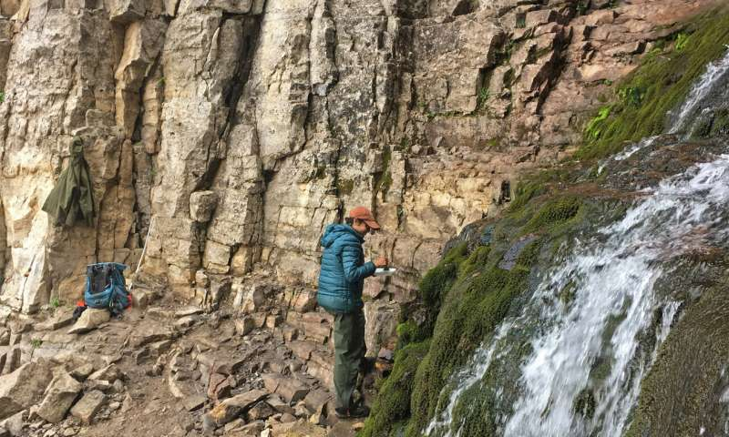 Warming climate threatens microbes in alpine streams, new research shows