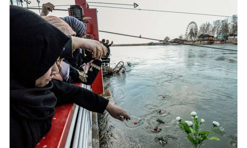 Water levels in Mosul were also blamed by some for last month's ferry drowning that killed more than 100 people