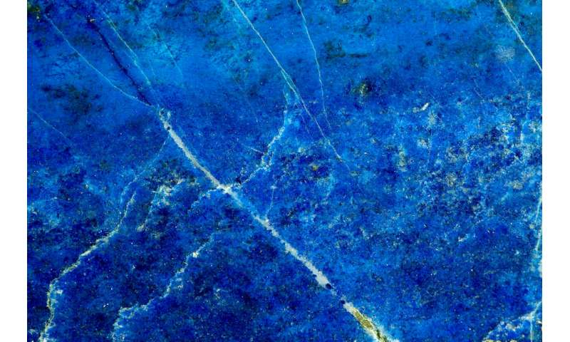 We found lapis lazuli hidden in ancient teeth – revealing the forgotten role of women in medieval arts