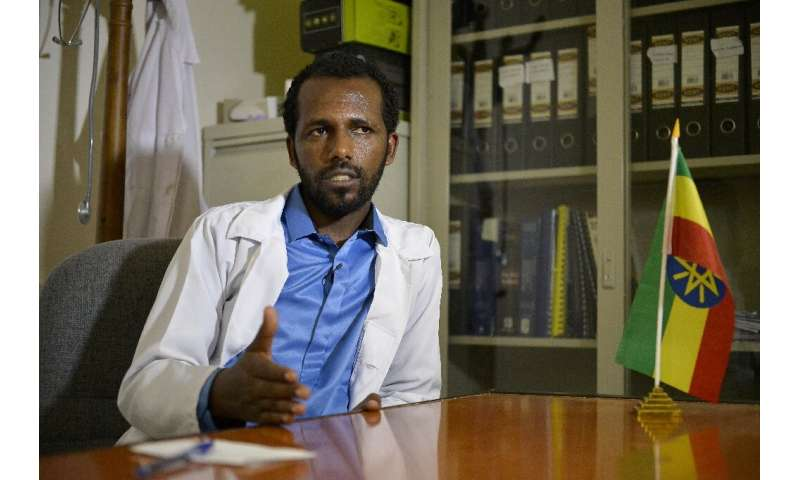 Welday Hagos, a clinical psychologist and director of the rehab centre, says he believes that khat is a gateway drug to harder s