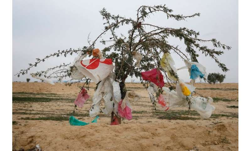 Western countries recycle lots of plastic bottles but other forms of plastic are harder to deal with