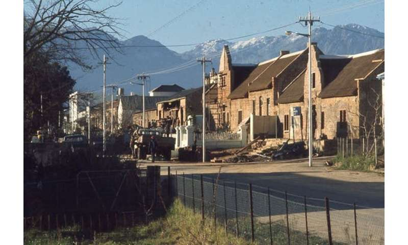 We've learnt a great deal since South Africa's biggest quake 50 years ago