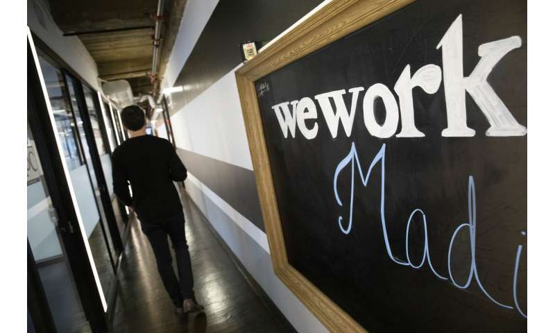 WeWork loses $1.25 billion in third quarter