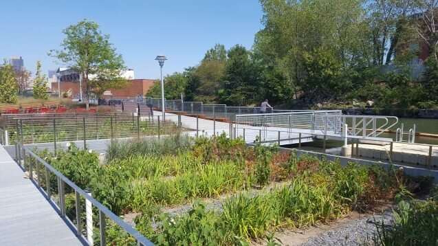 What are the hidden benefits of green infrastructure?