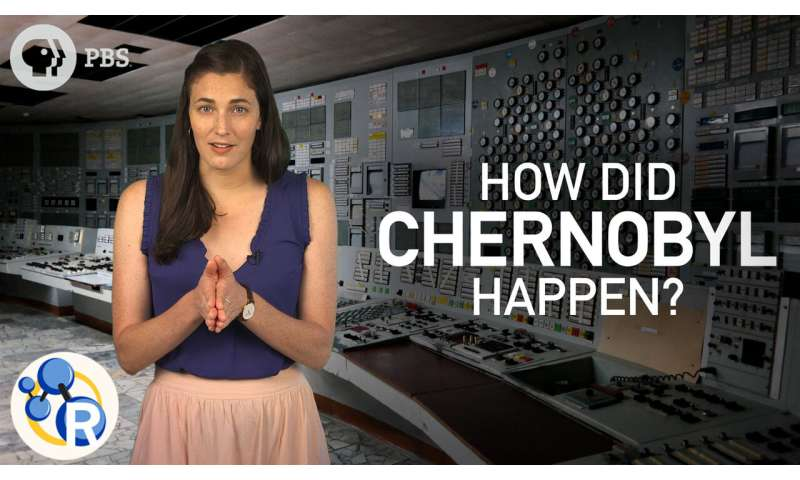 What Exactly Happened at Chernobyl? (video)