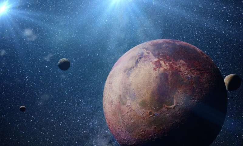What moons in other stellar systems reveal about planets ...