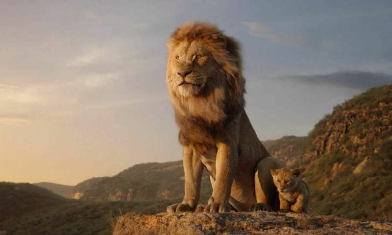 What 'The Lion King' teaches us about children's grief
