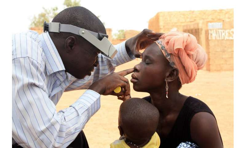 Why it's proving hard to eliminate the eye disease trachoma by 2020