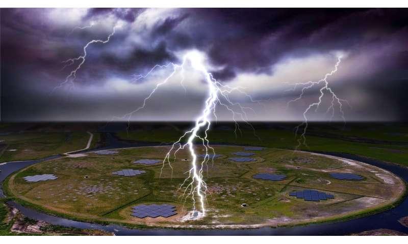 Why lightning often strikes twice: Study reveals needle-like