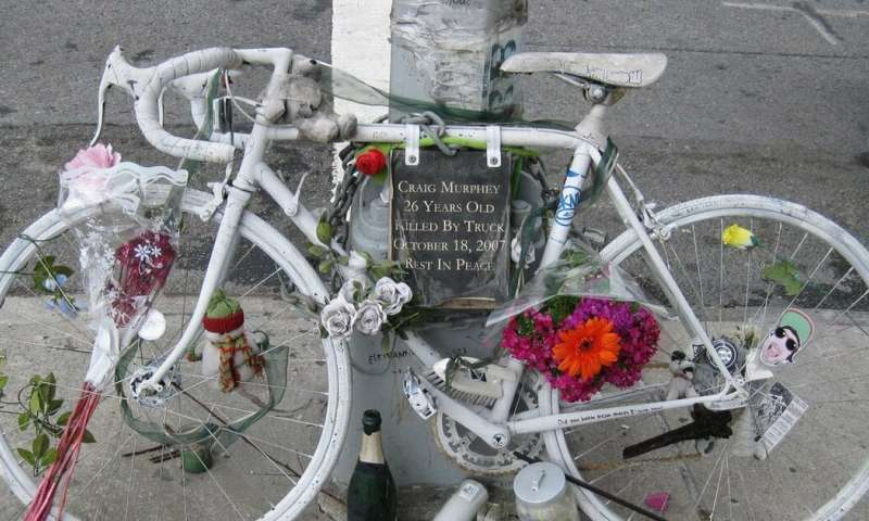 Why US cities are becoming more dangerous for cyclists and pedestrians