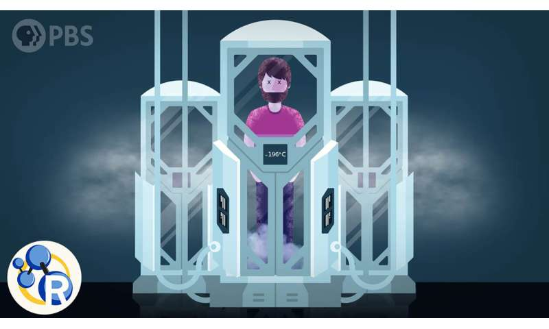 Will cryogenically freezing yourself and coming back to life ever be reality? (video)