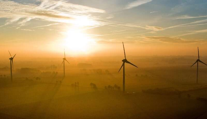 Wind and solar power have a key role in the future energy mix