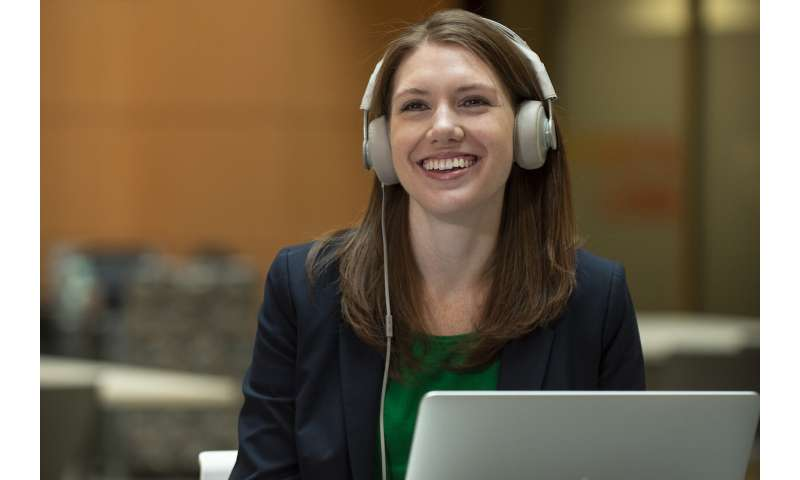 Working to the beat: How music can make us more productive