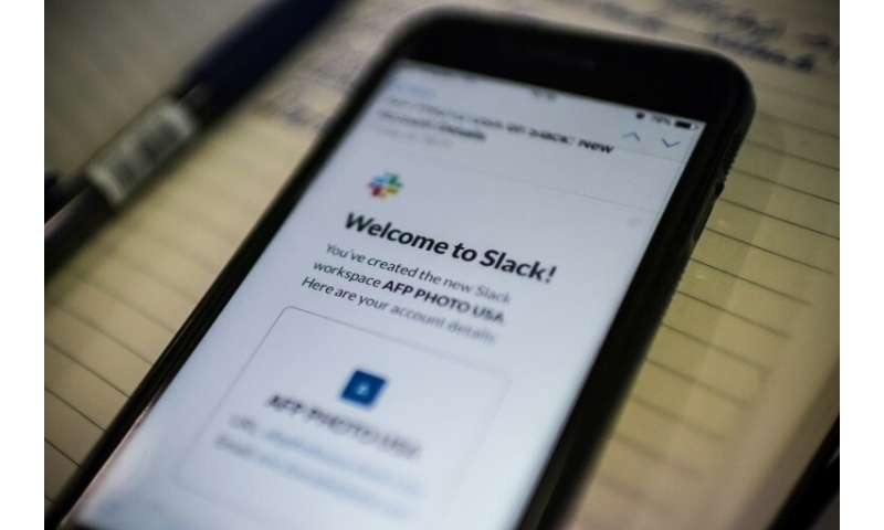 Workplace messaging startup Slack has become the latest of the richly valued tech startups to file for an initial public offerin