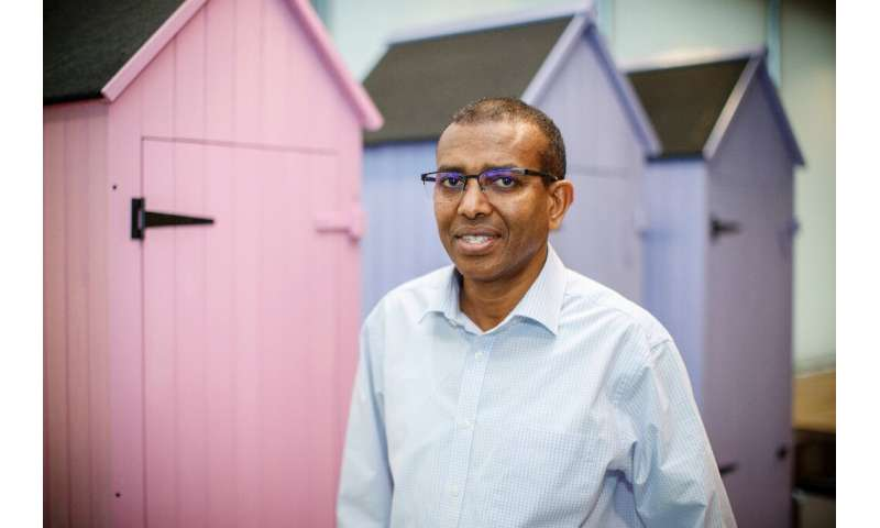 WorldRemit founder Ismail Ahmed