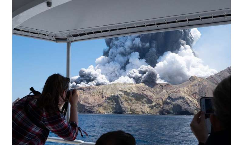 Would it have been possible to predict the New Zealand volcano eruption?