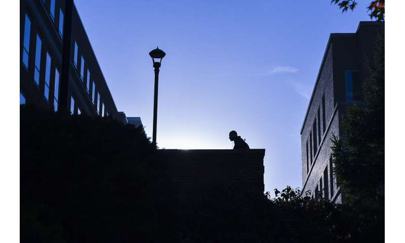 WVU-led study reveals uptick in suicide and fatal drug overdoses among blacks, Hispanics, women