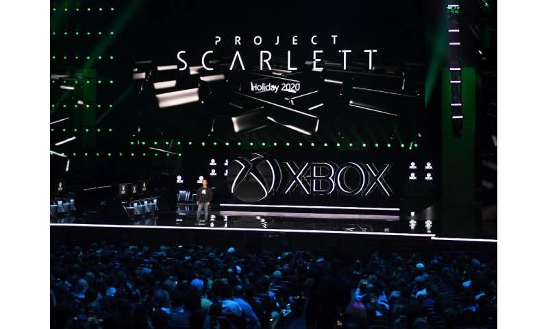 "Xbox head Phil Spencer pulled back the curtain on ""Project Scarlett,"" the creation of a successor to the Xbox One that"