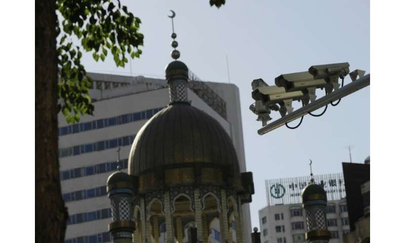 Xinjiang is home to most of China's Uighur ethnic minority and has been under heavy police surveillance in recent years after vi