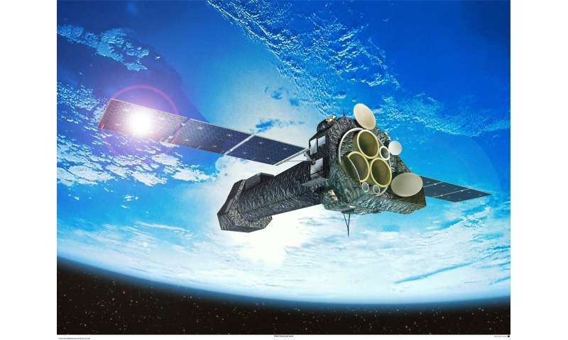 X-ray satellite XMM-Newton celebrates 20 years in space
