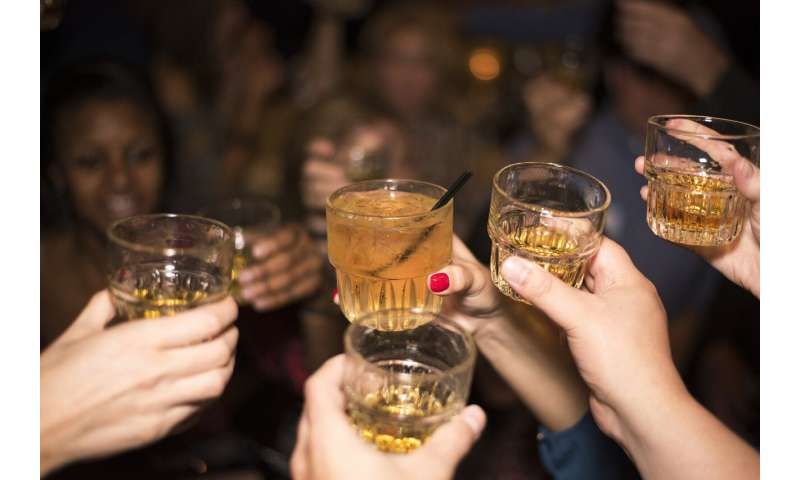 Young adults not seeking treatment for substance use disorders