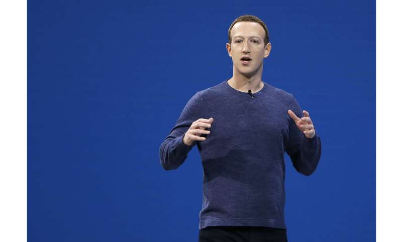 Zuckerberg to explain how Facebook gets 'privacy focused'