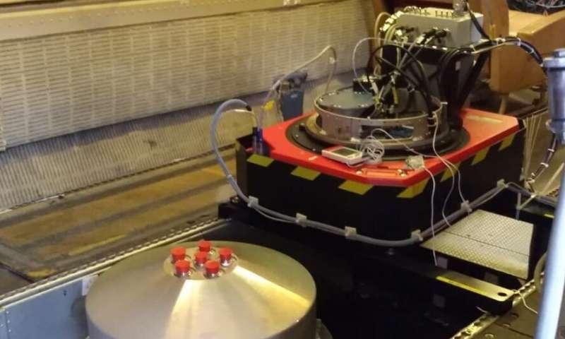 Aerosol instrument SPEX airborne starts measurement campaign in European airspace