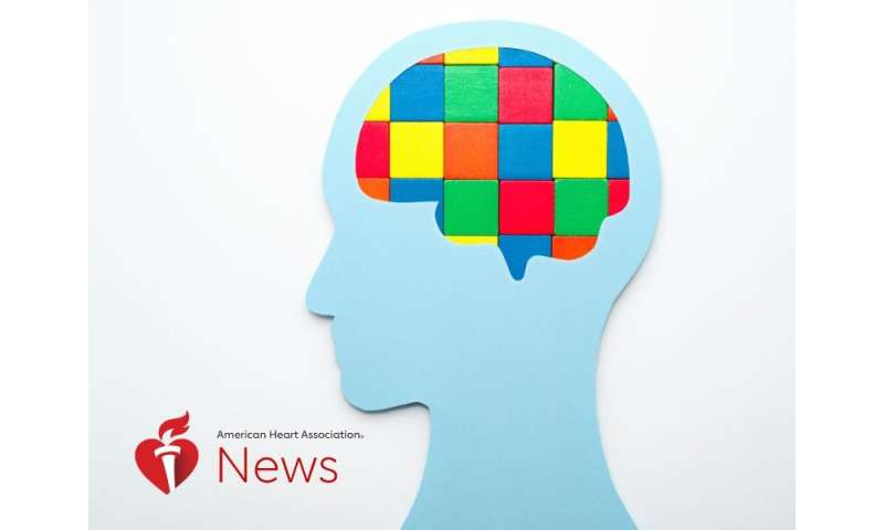 AHA news: high blood pressure may cause poor communication between brain regions