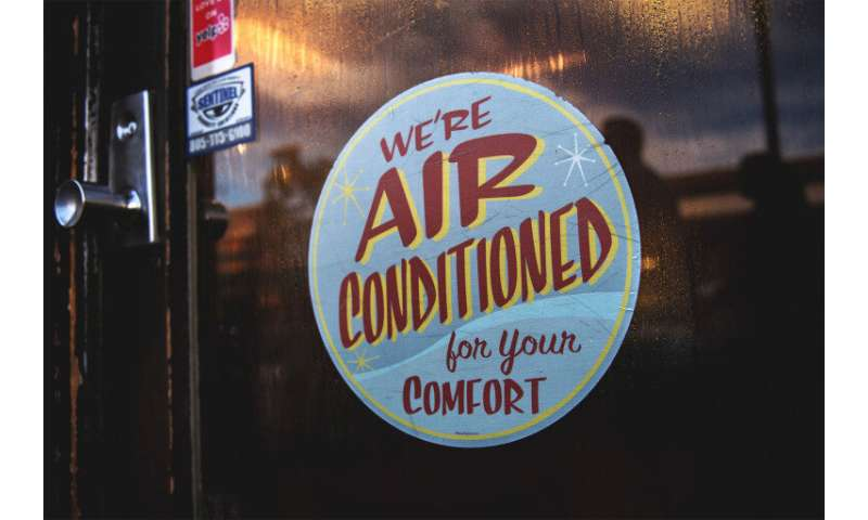 Air conditioning may be factor in COVID-19 spread in the South