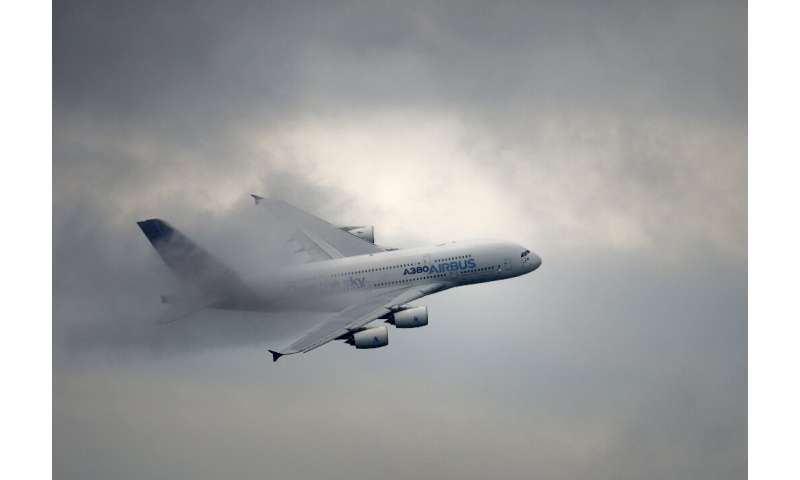 Air France-KLM said it was halting all flights of the A80, the world's biggest commercial aircraft as the coronavirus brings air