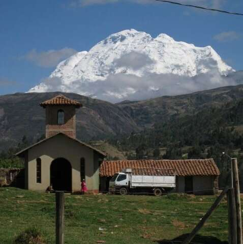 A look at climate-caused harms unfolding in Peru's Cordillera Blanca
