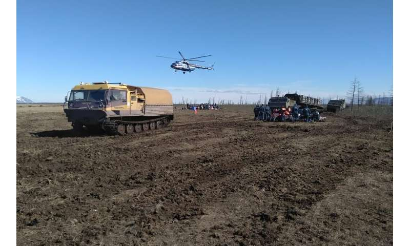 A national-level state of emergency was announced after 21,000 tonnes of diesel fuel spilled from a reservoir which Norilsk Nick