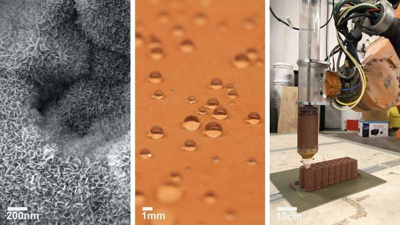 A new spin on an old technology cools air without adding humidity at a fraction of the energy cost