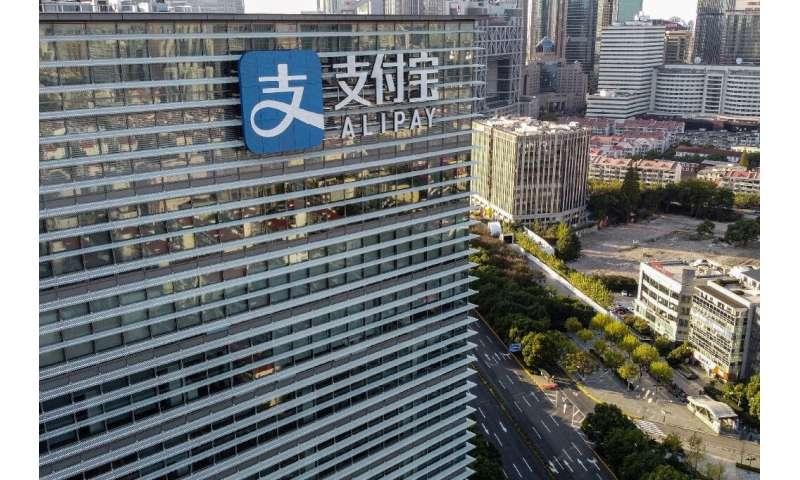 Platform Alipay Ant Group telah membantu merevolusi perdagangan dan keuangan pribadi di Cina