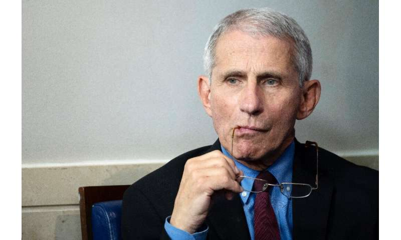 Anthony Fauci, the head of the US National Institute of Allergy and Infectious Diseases, has emerged as a new national hero duri
