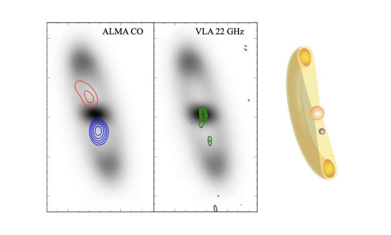 A planet-forming disk still fed by the mother cloud 1-aplanetformi