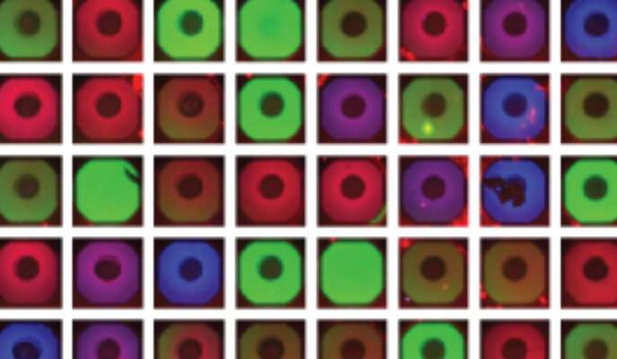 Artificial cells produce parts of viruses for safe studies