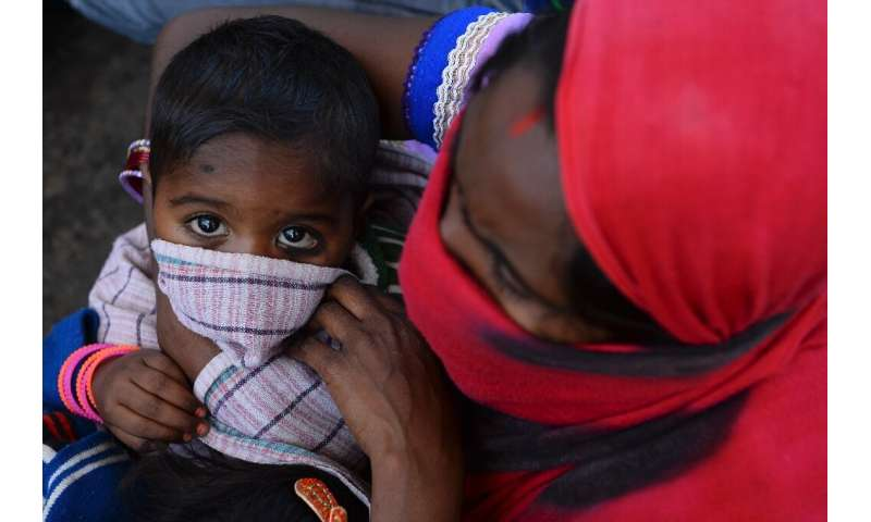 As health facilities in even rich countries buckle under the pressure, aid groups warn the toll could be in the millions in low-