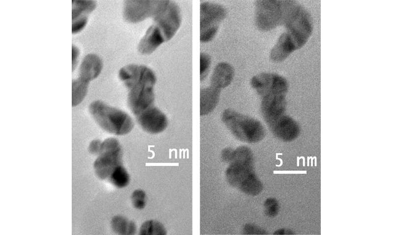 A simple retrofit transforms electron microscopes into high-speed atom-scale cameras