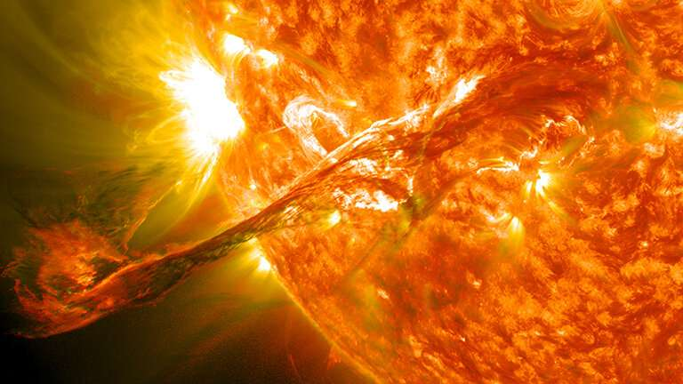 Astronomers enlist AI in the search for 'lethal' baby star eruptions