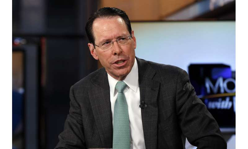 AT&T CEO Randall Stephenson steps down, Stankey to succeed
