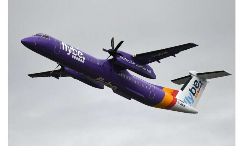 Based in Exeter in southwest England, Flybe employs about 2,000 people, carries around eight million passengers annually and fli